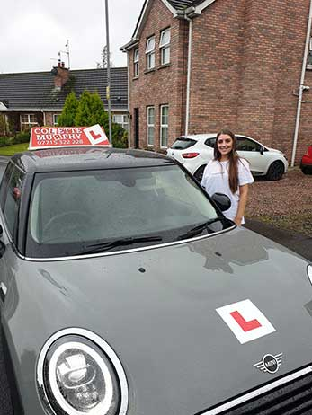 Pupil passed their driving test